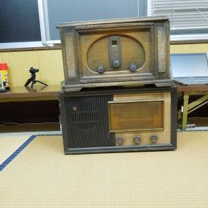 古いラジオ(その2、3)