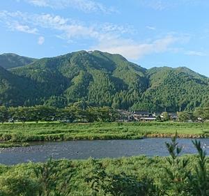 岡山で台風