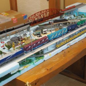 国際鉄道模型コンベンション始まります。