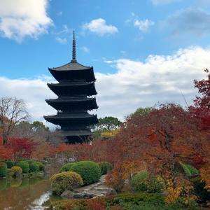 「東寺」にお詣り