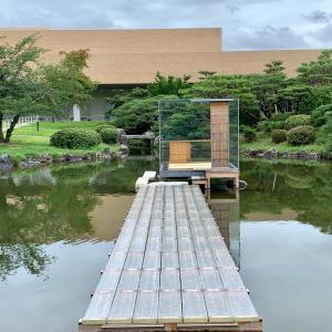 杉本博「瑠璃の浄土」展@京セラ美術館