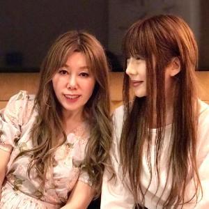 女優の山咲千里さんと