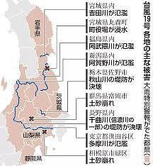 台風19号に想う 災害大国ニッポン 東京下町地区を護った「守護神」とは?