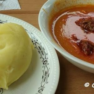 ガーナ料理