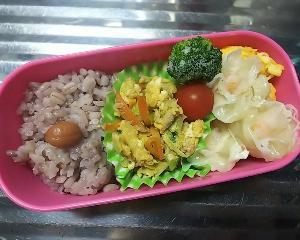 今日のお弁当 12月5日(木)