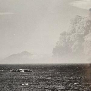 北方四島チャチャ岳