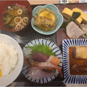 酒と魚とオトコマエ食堂☆安すぎるワンコインランチ