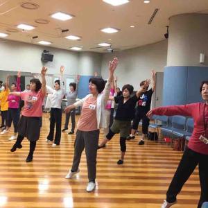 大阪すみれ 10月16日 ダンス
