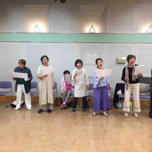 大阪花組、めぐみ 10月16日 歌