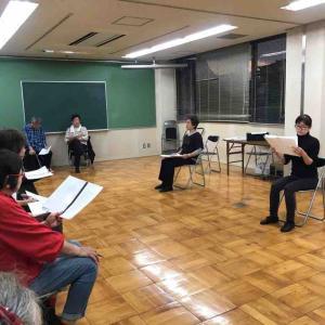 京都夢、一番星 11月11日 演技