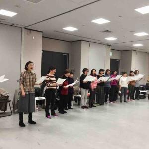 大阪ゆり、桜 2月26日 歌