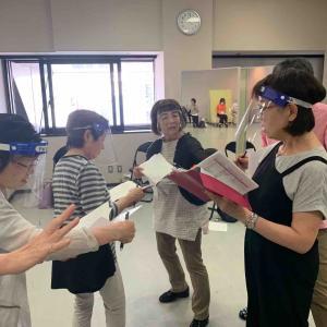 大阪花組、めぐみ、6月17日 演技