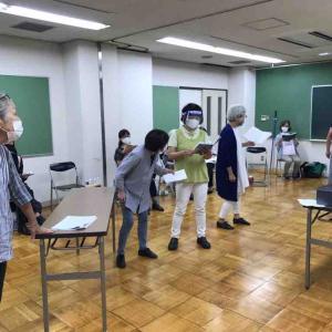 京都夢、一番星 7月27日 演技