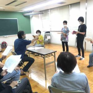 京都ライト 7月27日 演技
