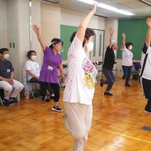 京都輝 7月30日 ダンス