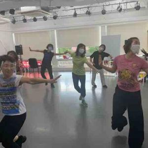 神戸きずな 8月3日 ダンス