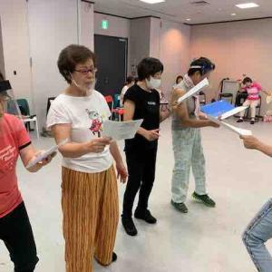 大阪花組 9月19日 歌、ダンス