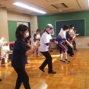京都輝 10月29日 ダンス