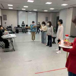 大阪すみれ、ひかり 合同演技 1月23日