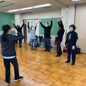 京都葵 1月25日 ダンス