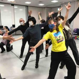 大阪いちご 1月27日 ダンス