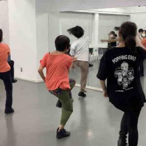 神戸あかり 6月28日 ダンス