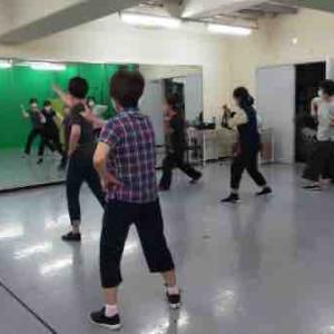 大阪太陽 7月11日 ダンス