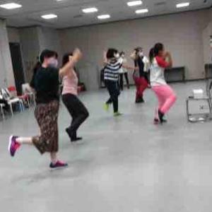 大阪ゆり、桜 7月14日 ダンス