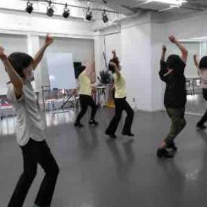 神戸あかり、きずな 8月2日 ダンス