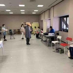 大阪ゆり、桜 8月4日 演技