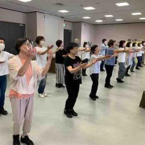神戸あかり、きずな 9月20日 歌、ダンス
