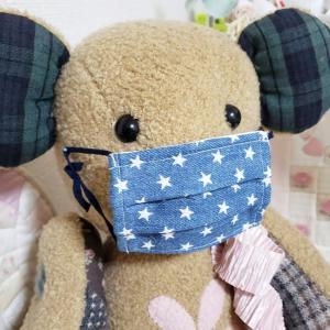 手作りマスク♡