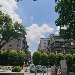 2019夏の台湾旅⑤ 薔薇盛りマンゴーかき氷とご対面♪『参好』