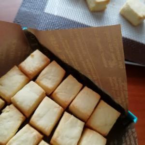 クリームチーズクッキーが