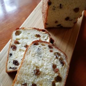 セントルのレーズン食パンと大きな野望