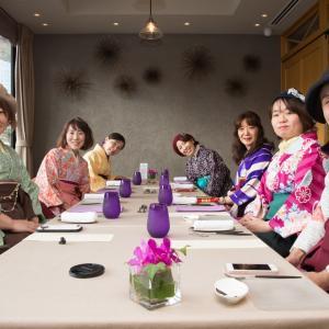 大阪市 中之島love centralで袴の会を撮影しました!