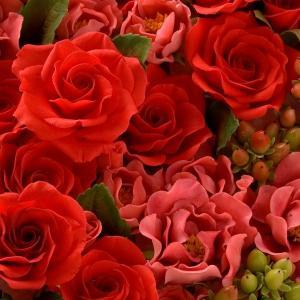 いろいろなお花の世界「シュガーフラワー」