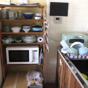 ●片づけられない女のための~1分で片付く食器収納&超便利キッチンの棚~その3