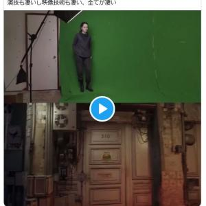 ●最新の映像技術の動画。なるほど!こうやって撮ってるのかスゴイ!!