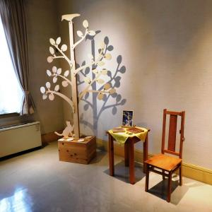第2展示室『検事室』へ MOWA展終了