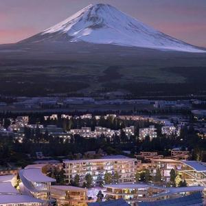 トヨタが自動運転やAIの実験都市を静岡に作ると発表 5年以内に2000人居住を目標