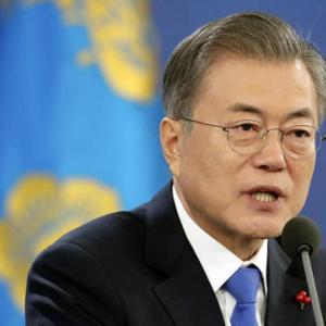 韓国文在寅、国連演説で米韓同盟破棄を匂わす 韓国人射殺に金正恩謝罪で格別と発言し大騒動