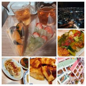 マダム二人で旅行気分の札幌ホテルスティ