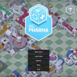【Big Pharma】製薬会社シュミレーション 攻略個人的メモ【Steam】