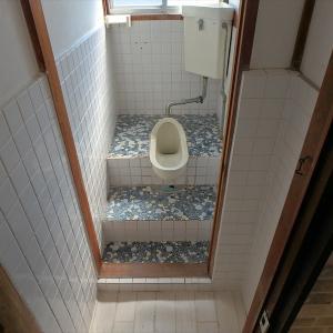 和式トイレの洋式化