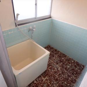 人造大理石浴槽に交換