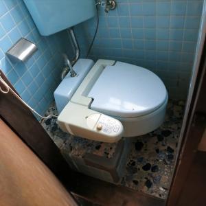 狭小トイレの再生