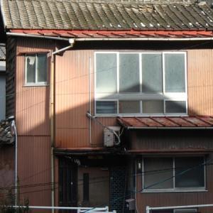 2階屋根の雨漏りをDIYで直す