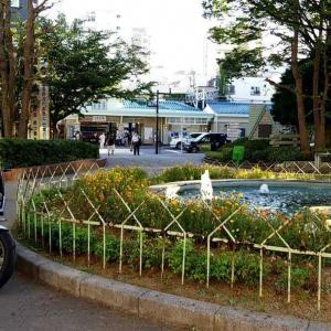 カタナで駅めぐり 東武東上線[TJ06] ときわ台駅(北口)