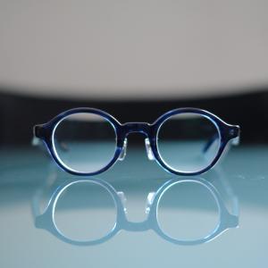 金子眼鏡 丸メガネ